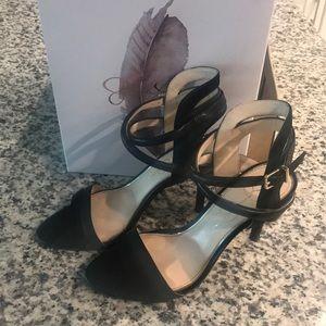 Jessica Simpson Black Heels size 7